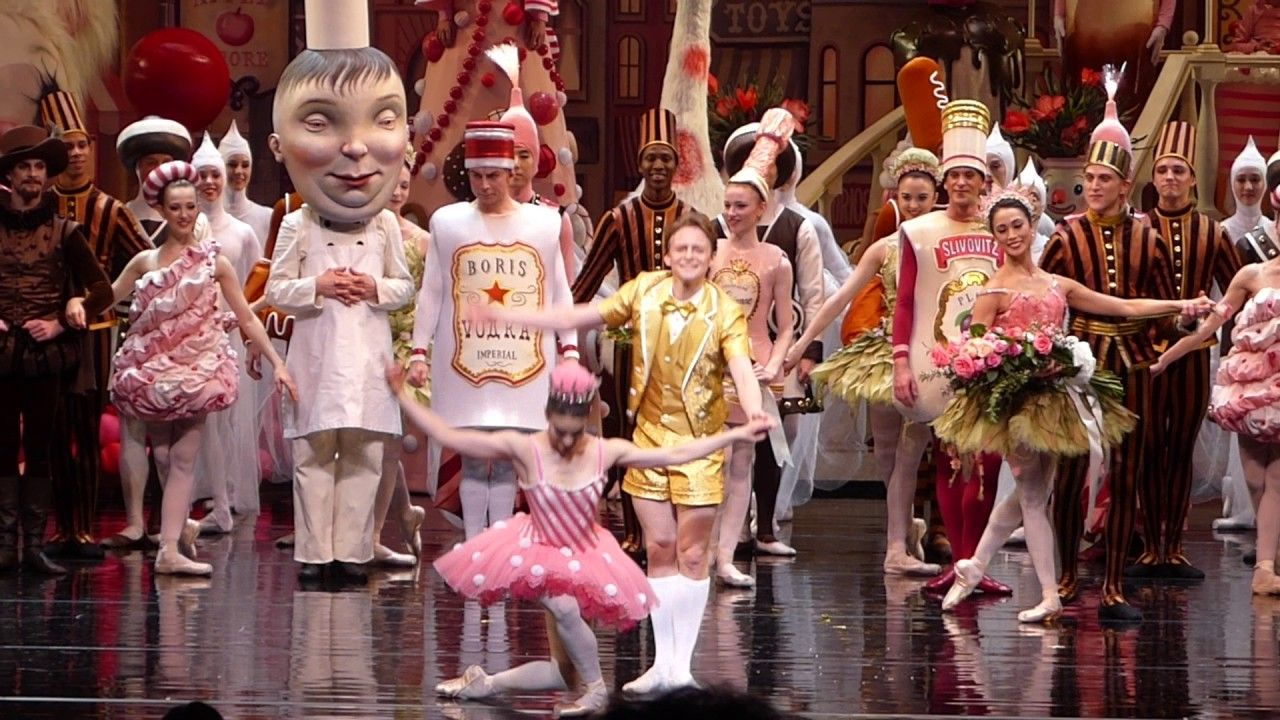 American Ballet Theatre Whipped Cream World Premiere Curtain