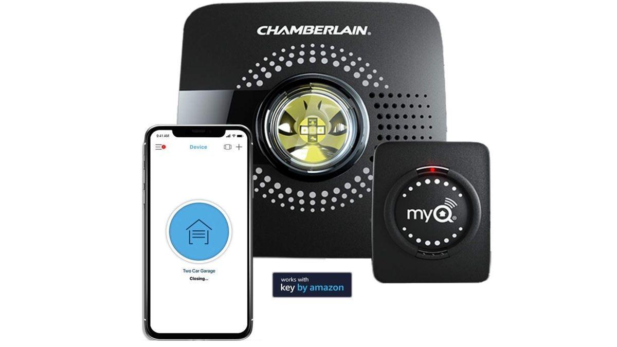 Geek Daily Deals November 1, 2019 Chamberlain MyQ Smart