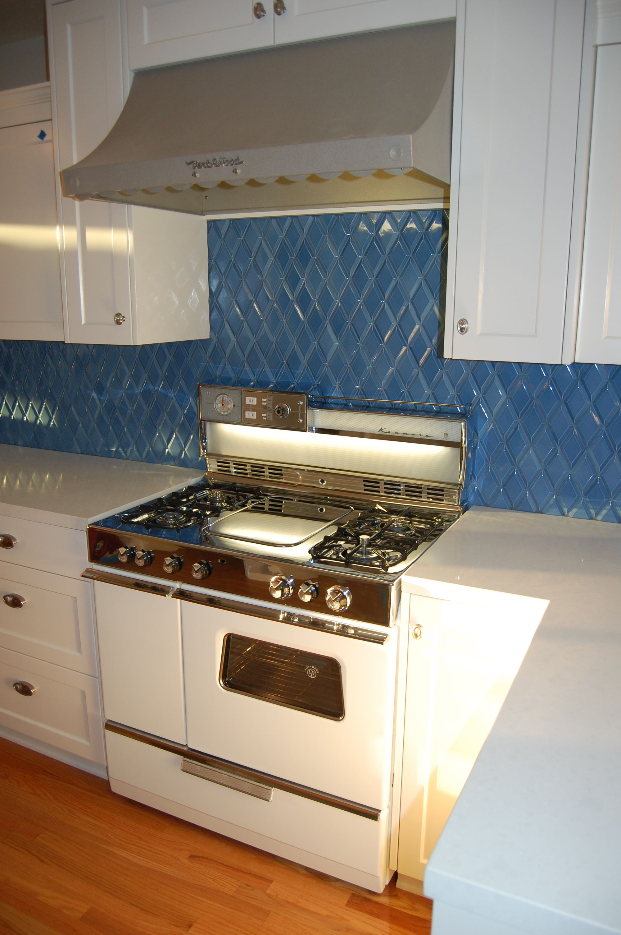 Early 1960s Kenmore Kitchen Kitchen Appliances Wall Oven