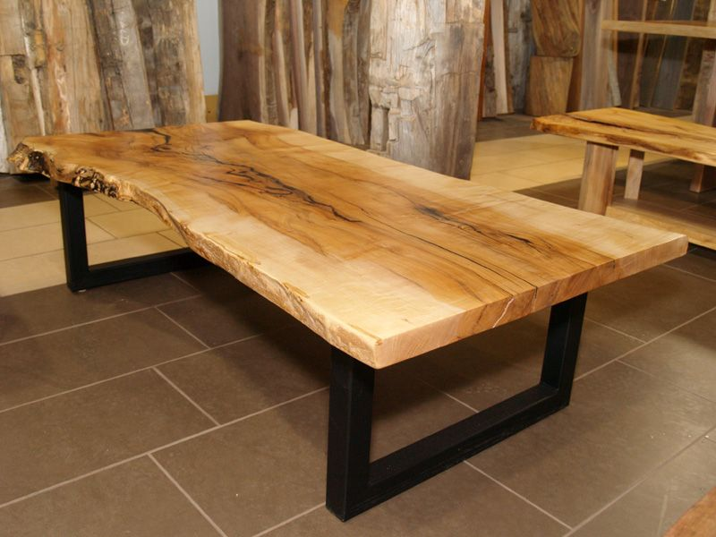 Sugar Maple Coffee Table Www.RocaWoodWorks.ca