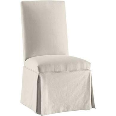Ballard Designs Ballard Essential Parsons Chair Slipcover ...