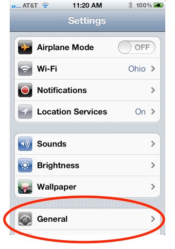 how to add words to the iphone´s dictionary Airplane