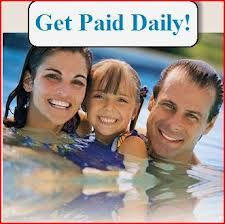 Make money online: $25 Paid Directly To YOU Multiple Times Daily! #make money online #internet marketing