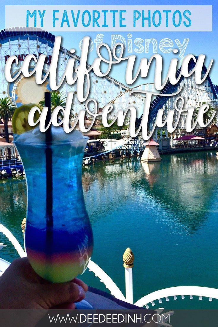 Top 7 Photos: Disney California Adventure | deedee dinh