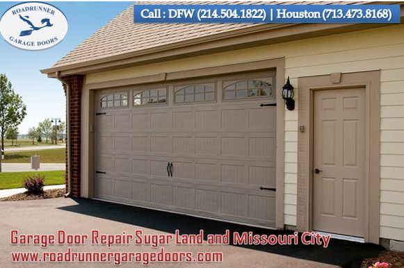 Professional Garage Door Repair Service In Sugar Land Pinterest