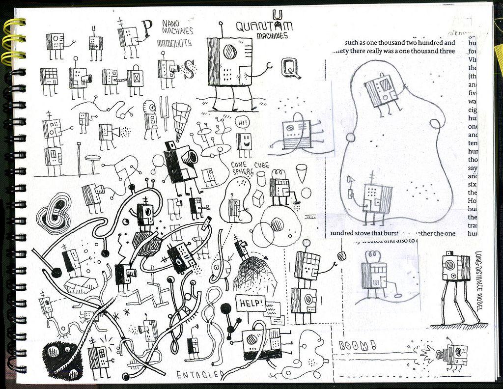 Sketchbook Page 32