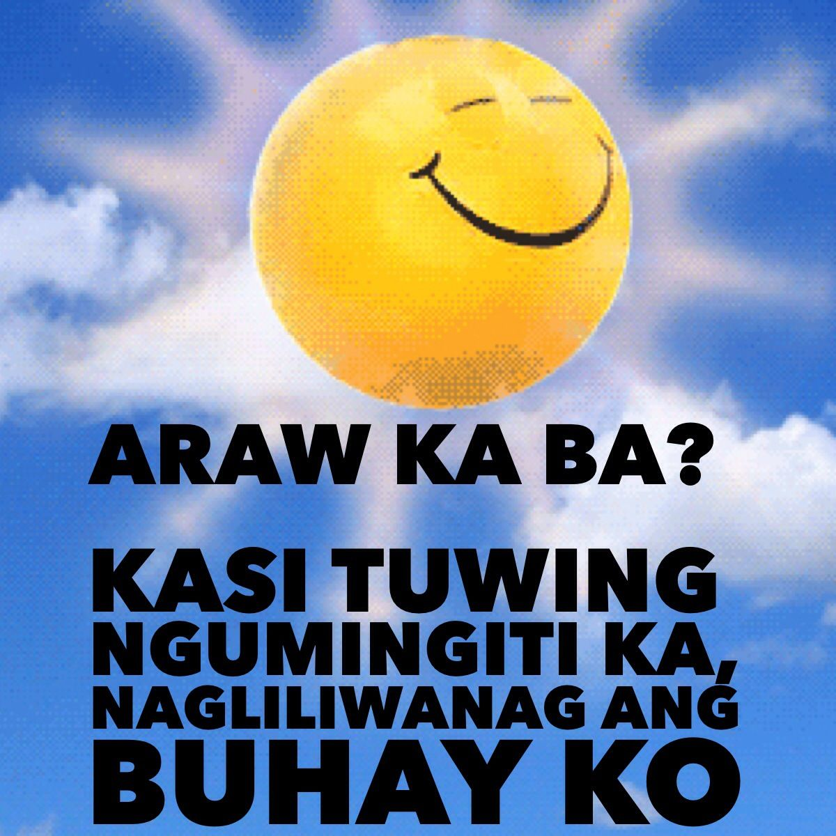 Pinoy PickUp Lines   Tagalog love quotes, Pinoy quotes ...