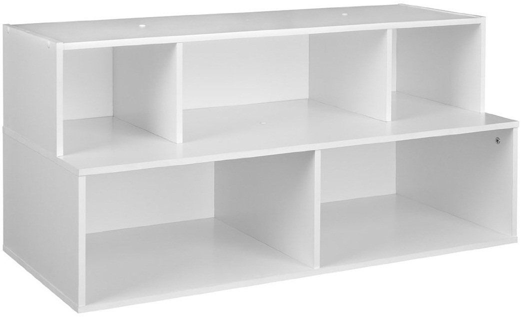 Closetmaid 5060 Shoe Organizer White Bench With Shoe Storage Closetmaid Storage Closet Organization