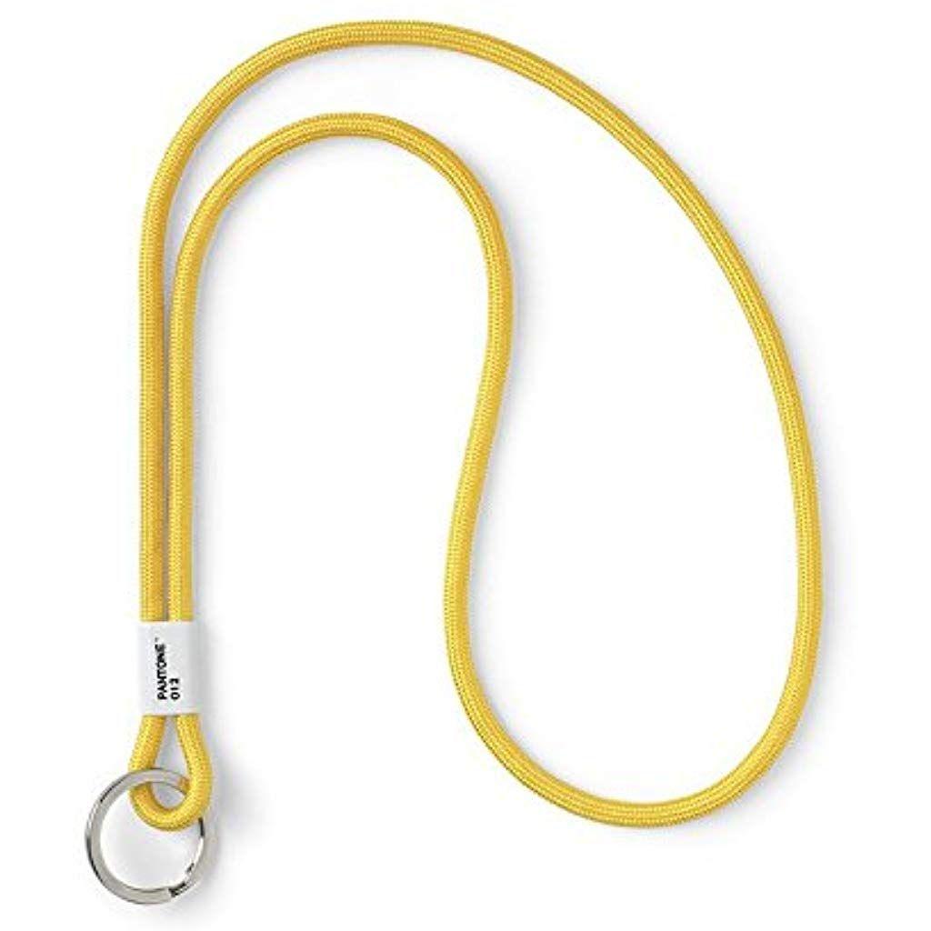 Red 2035 rot Pantone Design-Schl/üsselband Key Chain Long Schl/üsselanh/änger robust und Farbenfroh lang
