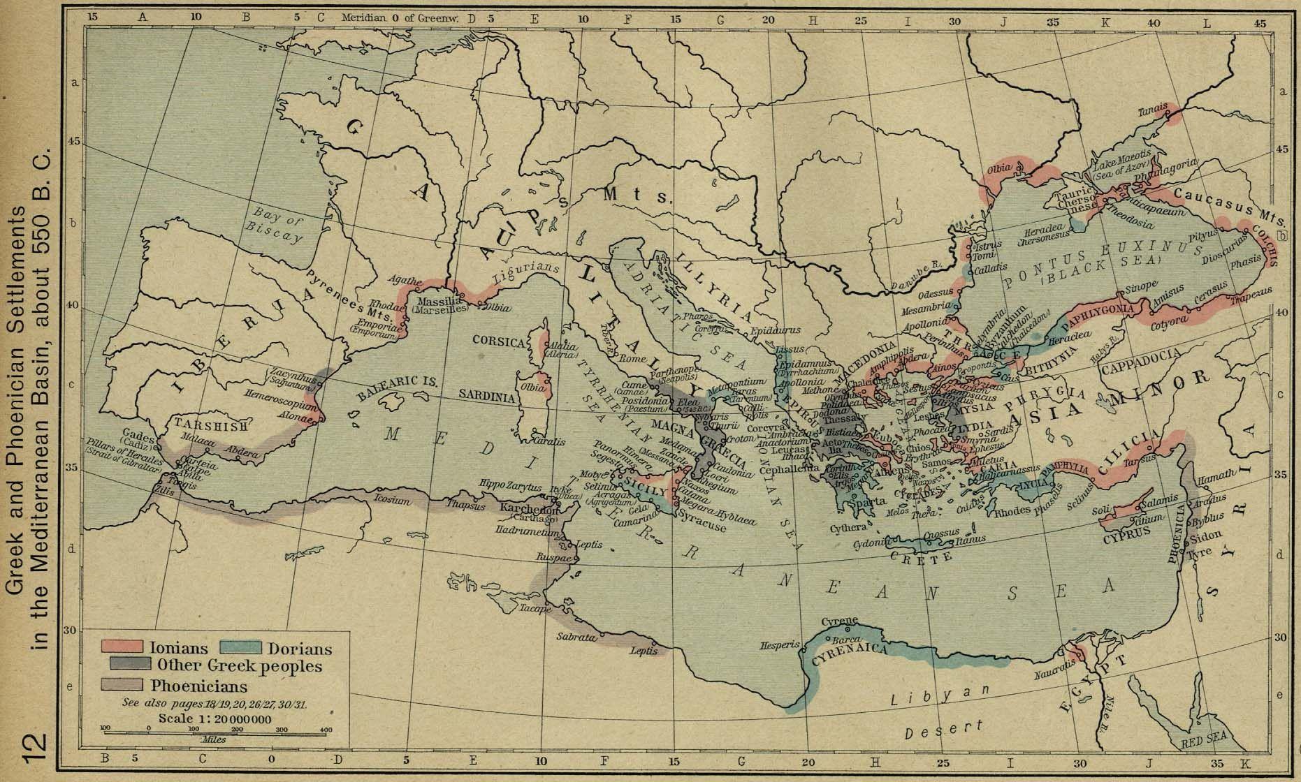 Map of the mediterranean sea 550 bc cartografa pinterest 8d1d1ff54af6cad1896e19302bd89d6bg gumiabroncs Image collections