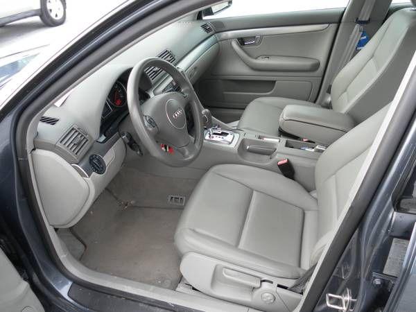 Audi interior color