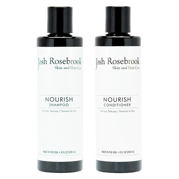 Josh Rosebrook Deep Nourishing Shampoo and Conditioner $54