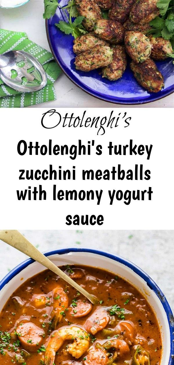Here's an amazing meatball recipe from Ottolenghi Turkey