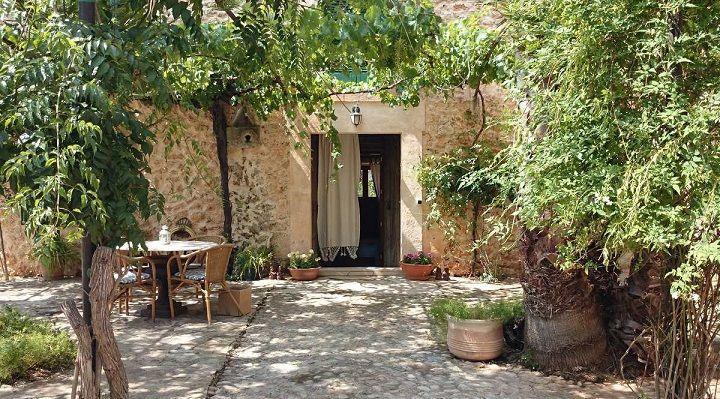 Jard n r stico cerca amb google exteriors pinterest - Jardines rusticos campestres ...