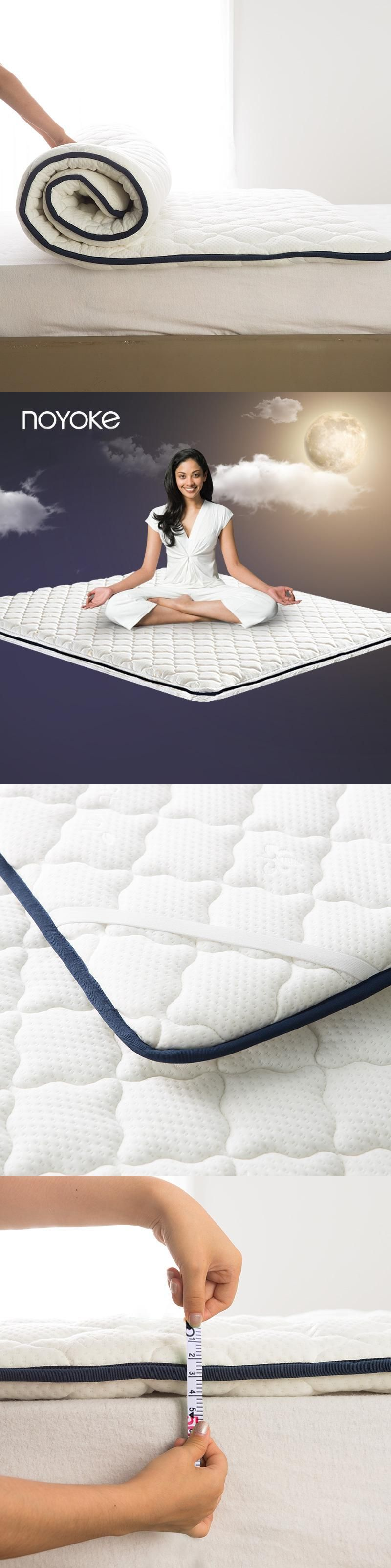 noyoke natural latex mattress thickness 4 cm folding soft mattress