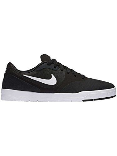 Nike SB Paul Rodriguez 9 CS BlackWhiteBlack Mens Skate Shoes10 * You can  get additional details at the image link. (This is an affiliate link) |  Pinterest