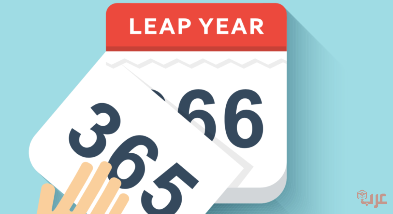 كم عدد ايام السنة Leap Year Calendar Marketing Calendar Template Monthly Calendar Template