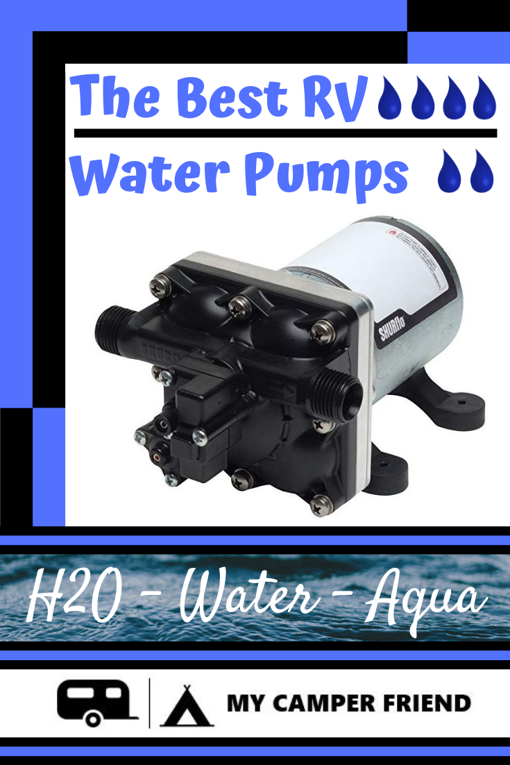 The Best 12 Volt Rv Water Pump 2020 Buyer S Guide Rv Water Water Pumps Rv