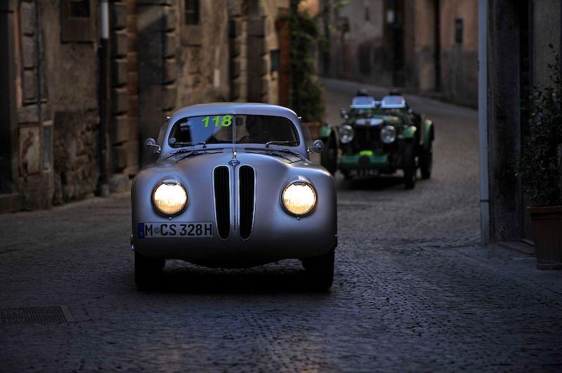 1939 BMW 328 Touring Coupe | MM 2013 | BMW 328 Coupé | Pinterest ...