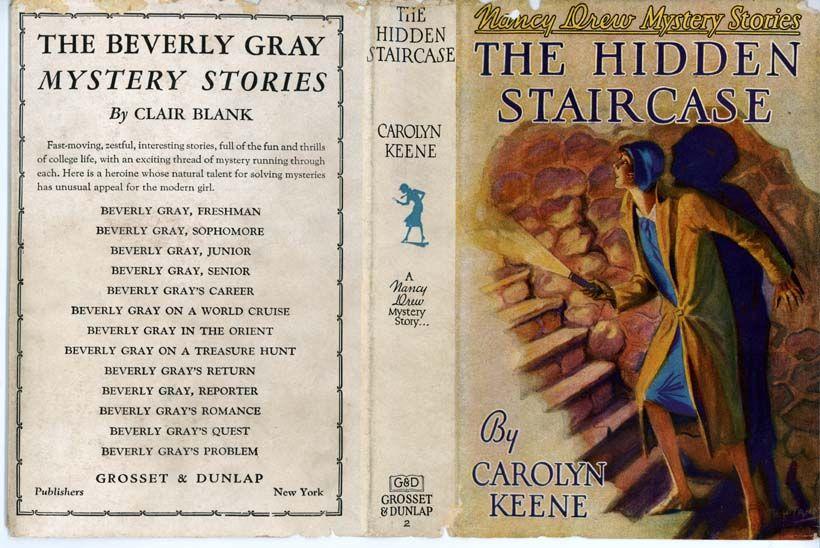 The Hidden Staircase. New York: Grosset U0026 Dunlap, ...