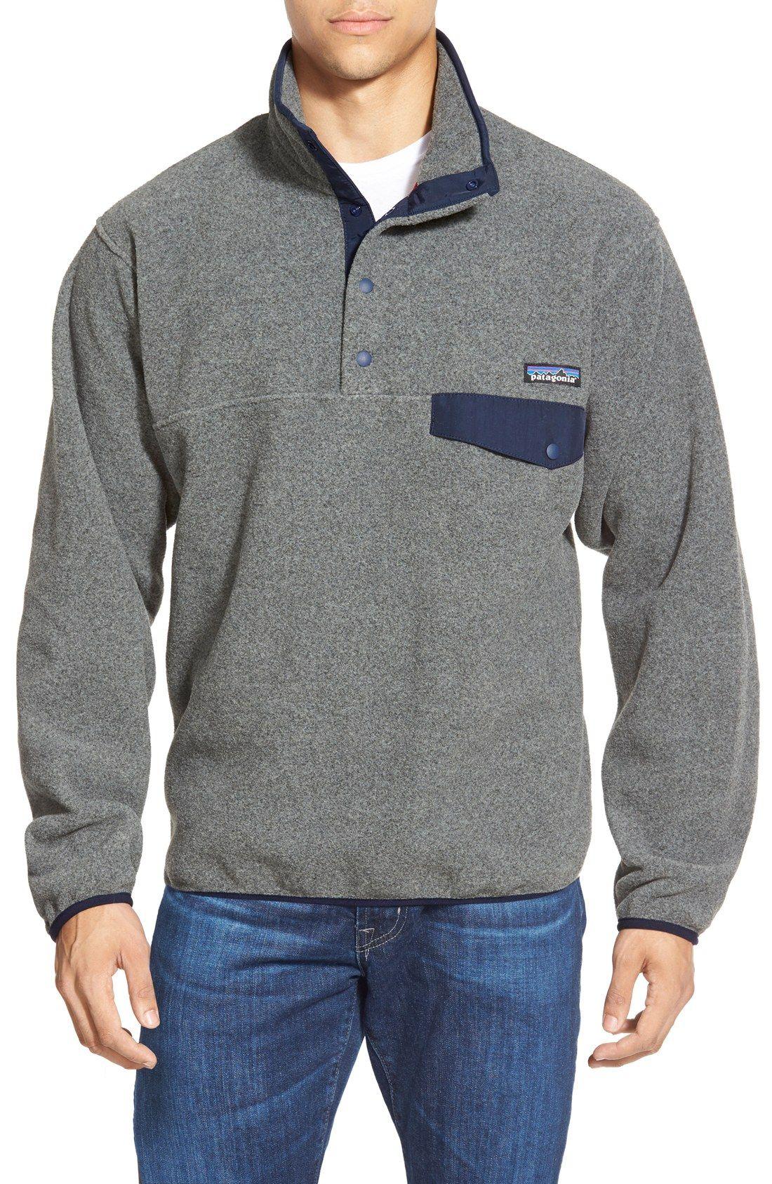 c09ffa7e5fe849 Patagonia  Synchilla® Snap-T  Fleece Pullover