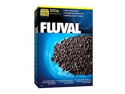 Fluval Peat Granules 500 Gram 17 6 Ounce New Free Shipping