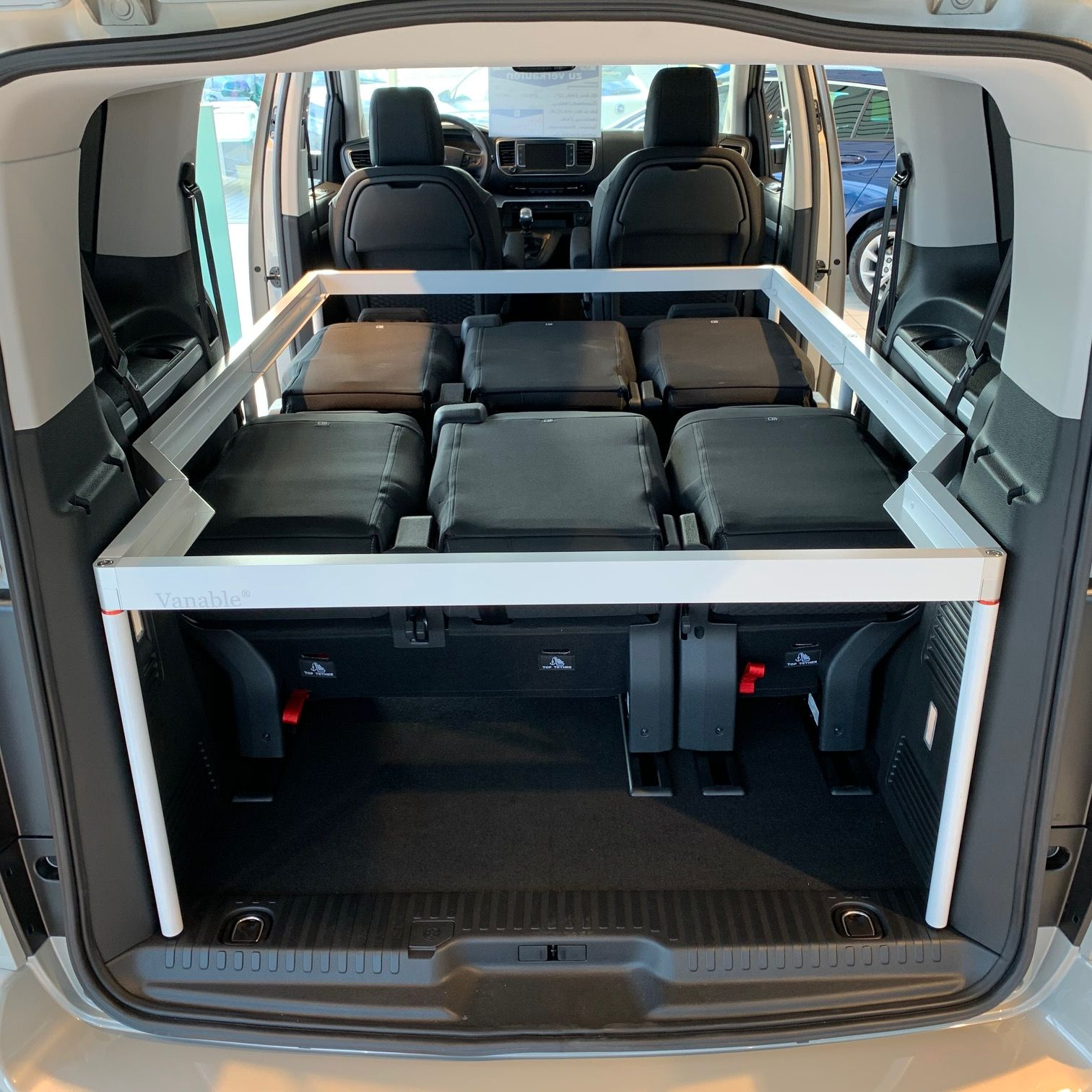 Opel Zafira Life M L2 Vanable Macht Jeden Van Zum Wohnmobil In 2020 Wohnmobil Fahrzeuge Kleintransporter