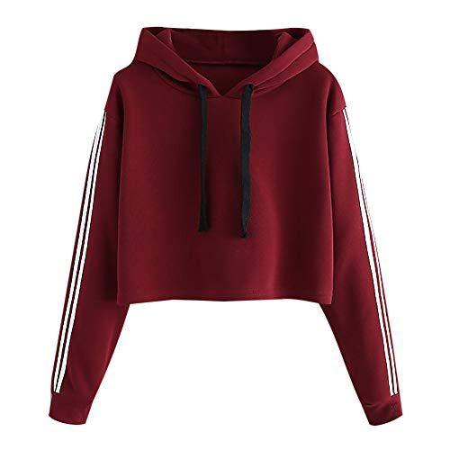BLOOM Womens Long Sleeve Zipped Hooded Jacket in Solid Color