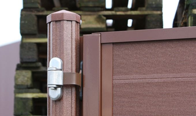 Wpc Door Project In Uk Wood Plastic Composite Decking Fence Quality Interiors