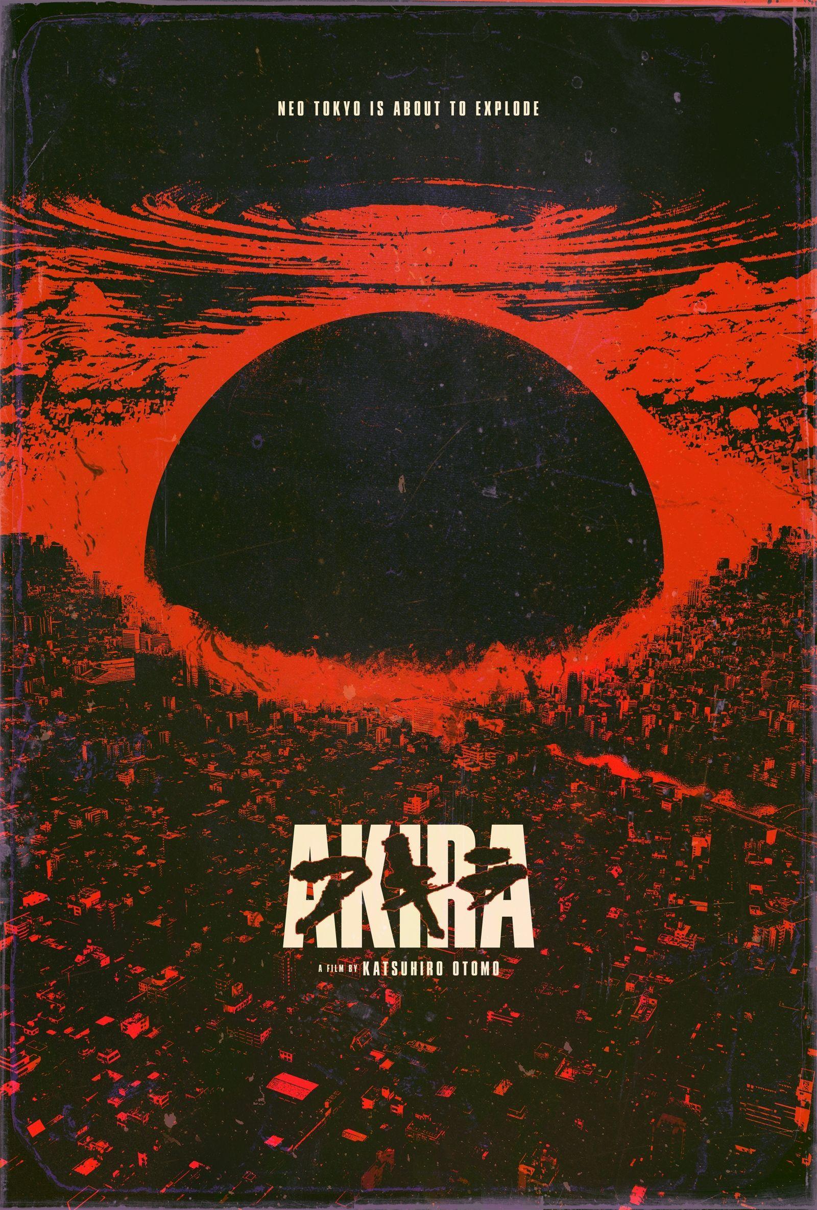 Akira (1988) [1600 x 2368] (With images) Akira film