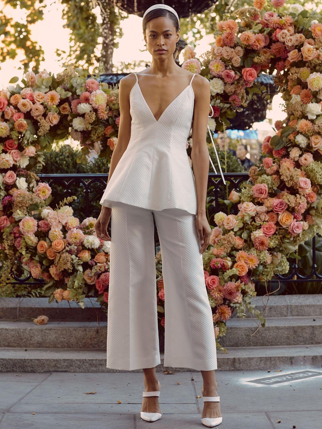 Lela Rose Fall 2020 Wedding Dress Collection