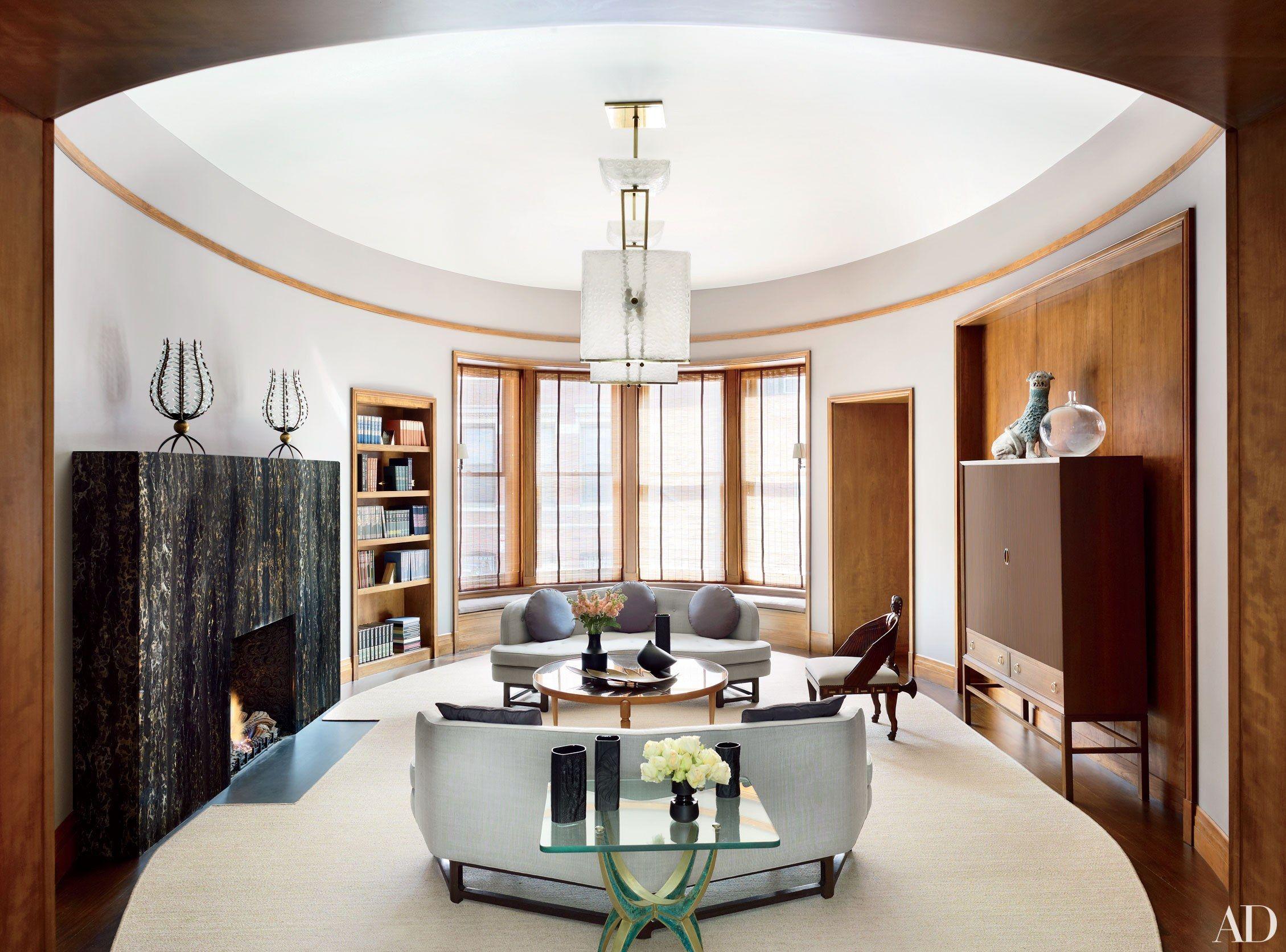 Home Decor Ideas - Modern Design Photos | Architectural Digest