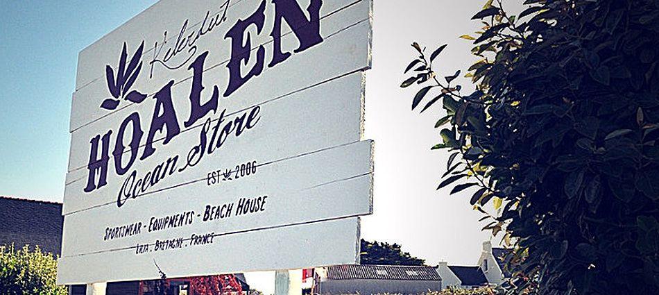 Hoalen ocean store