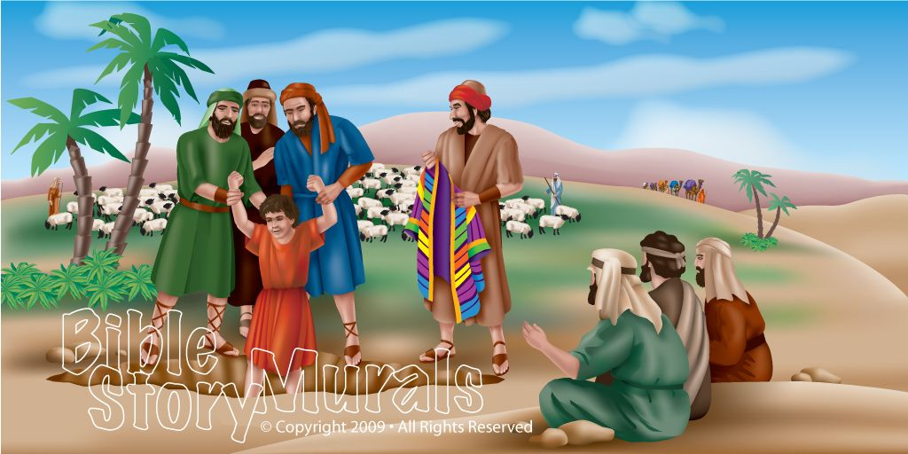 bible stories mural style - photo #25