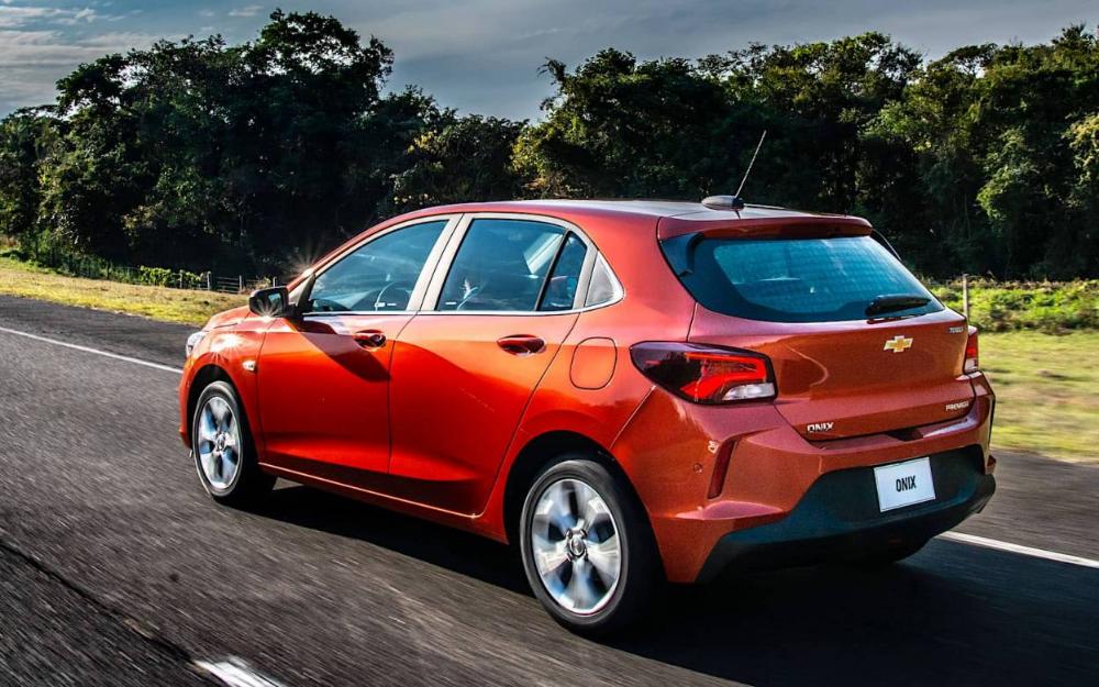 Asi Es El Nuevo Chevrolet Onix 2020 Quadro Dos Sonhos