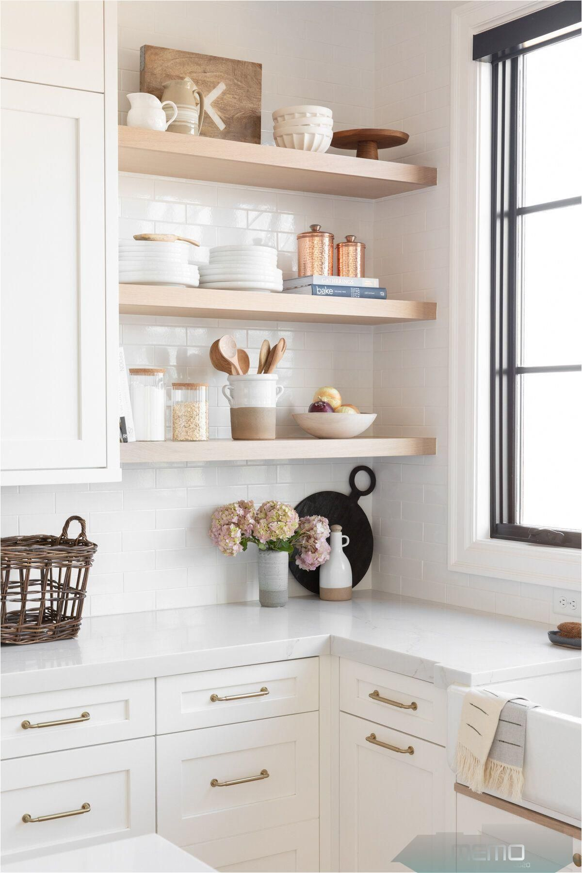 Jan 19 2020 Markdowns Up To 60 Off Ship Free See Them Styled In This Kitchen Farmh In 2020 Kitchen Decor Inspiration Kitchen Shelves Styling Home Decor Kitchen