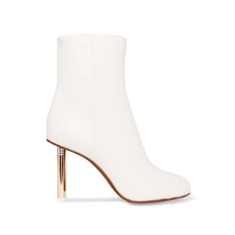 PIERO Basic Leather Ankle Boots in 2019 | Shoes | Leather