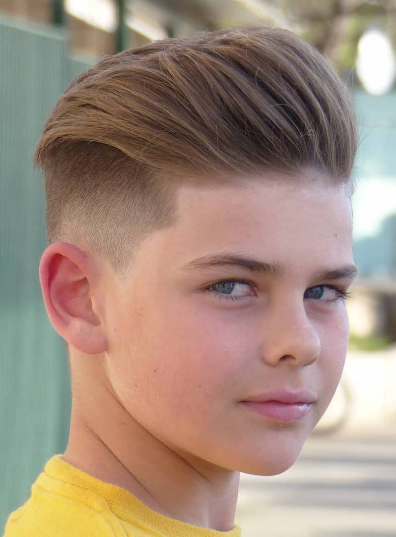 61 Coole Jungs Frisuren Kurz Und Mittellang Coole Jungs Frisuren Jungs Frisuren Coole Frisuren