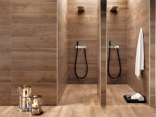 The 13 Different Types Of Bathroom Floor Tiles Pros And Cons Wood Tile Bathroom Shower Tile Tile Bathroom