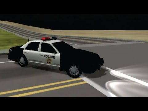 3d police car driver simulator police cars games for kids video for