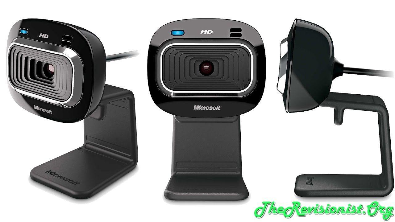 Microsoft LifeCam HD 3000 Quick Review and How to Setup