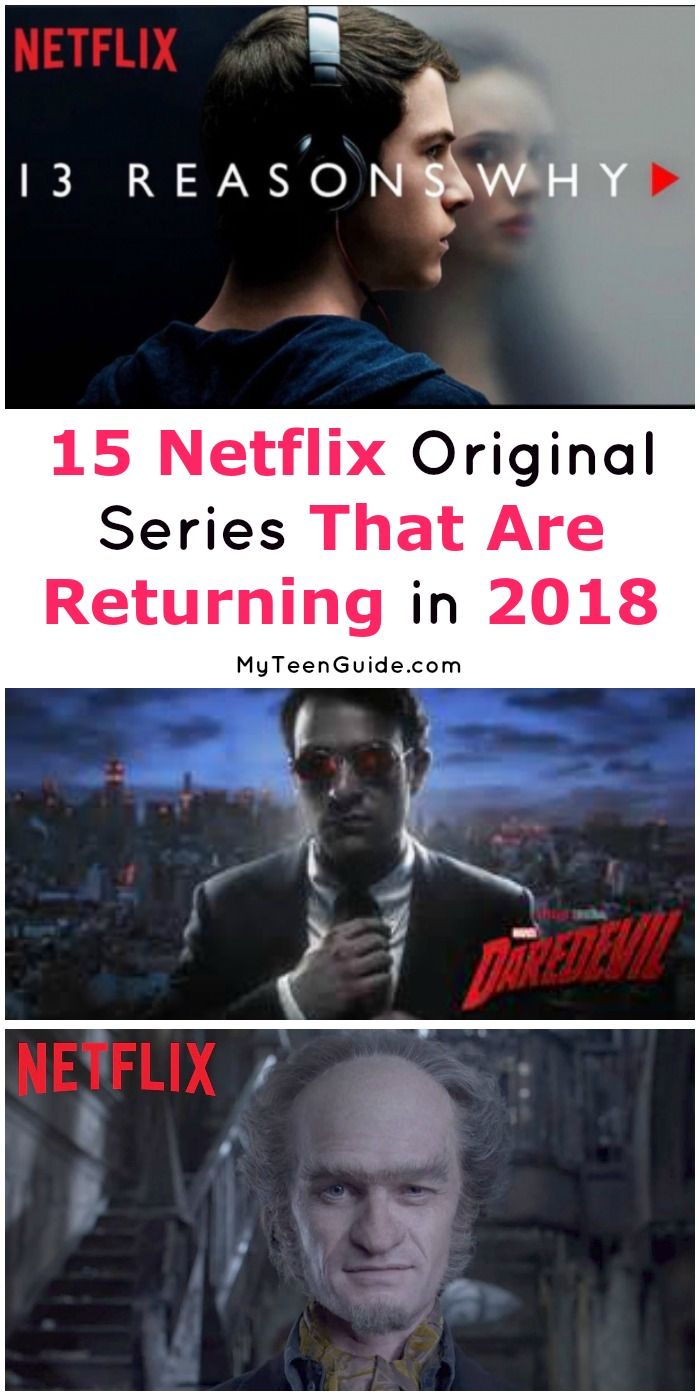 Netflix Original Series: Which Ones Have New Series Coming