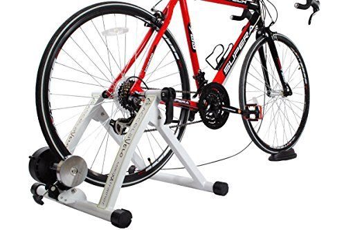 New Indoor Exercise Bike Bicycle Trainer Stand 7 Levels Resistance