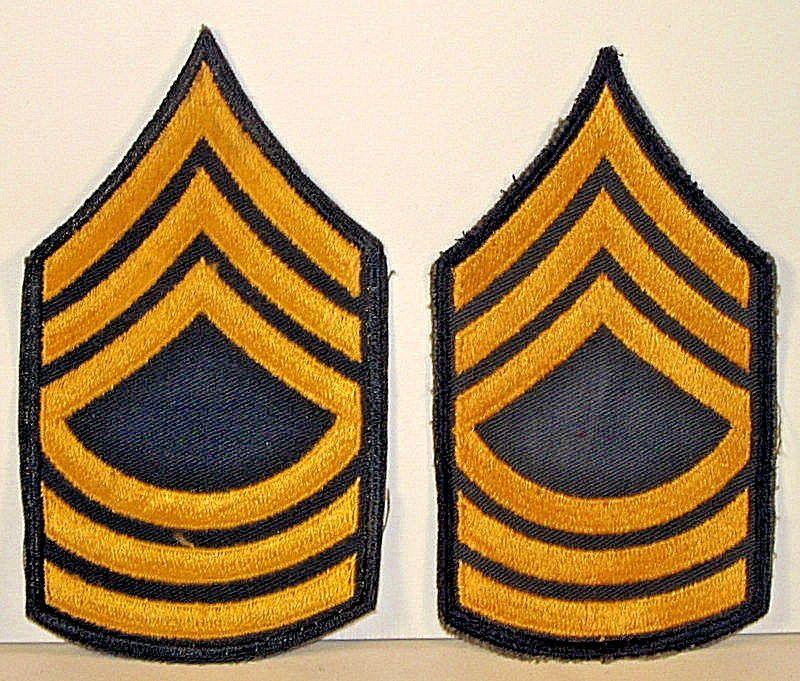 US Army Subdued Major Pair Rank Insignia Pin V 1