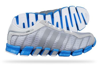 New Adidas ClimaCool Ride Womens Running Trainers Silver