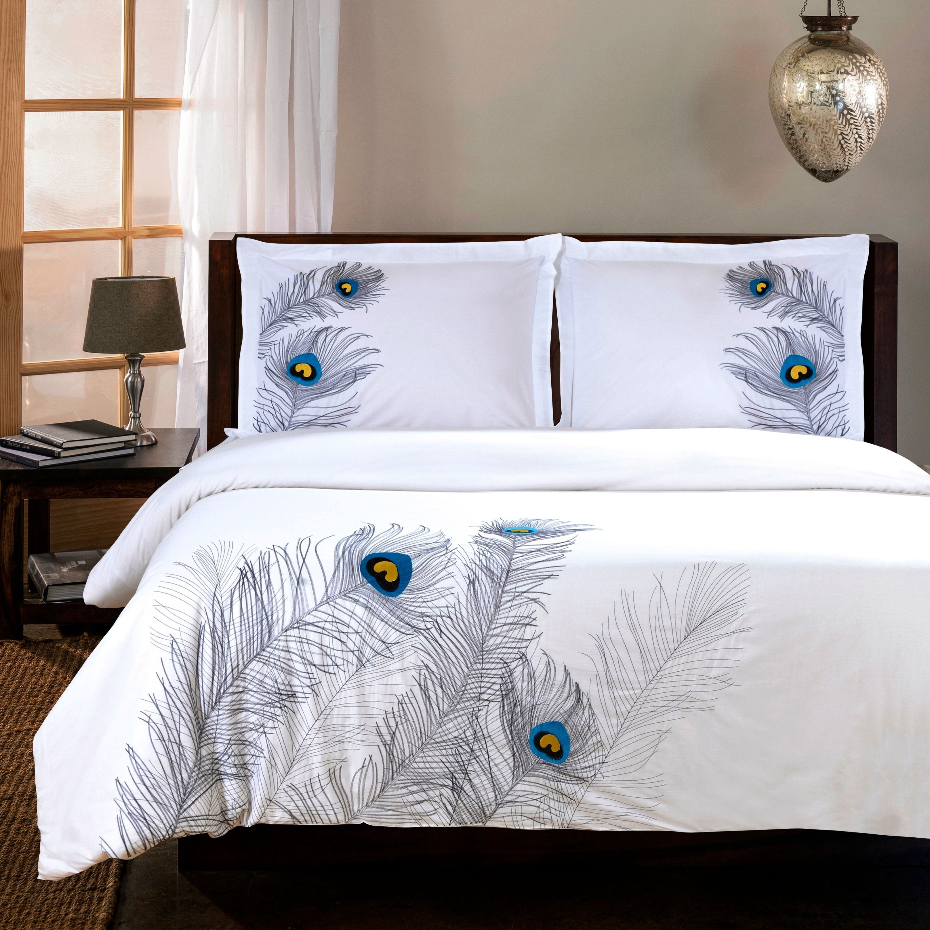 sets duvet king california under blue orders on cover shipping pin free comforter
