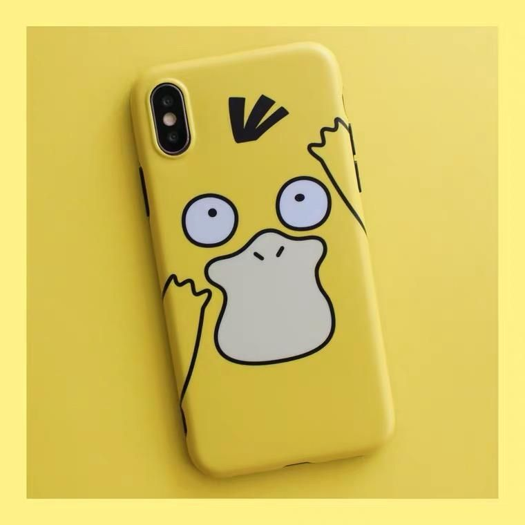psyduck 2 iphone case