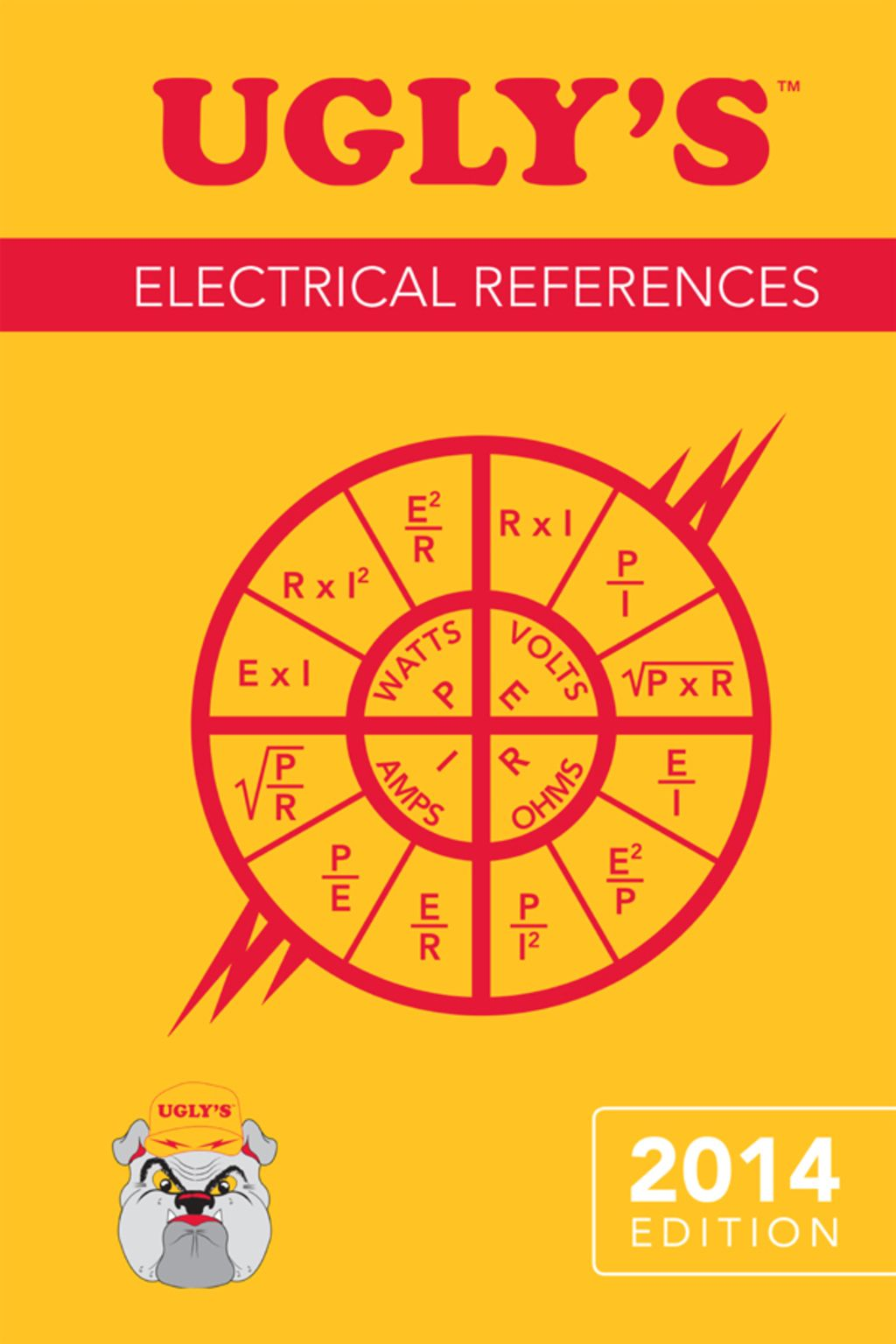 Ugly's Electrical References 2014 Edition (eBook Rental) | Electrical  safety, Conduit bending, Being ugly