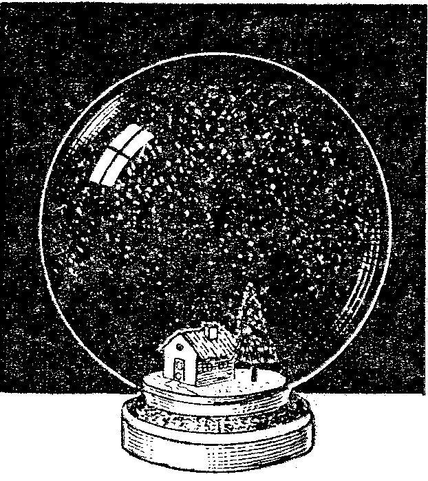 Como hacer una bola de cristal con nieve pfe pinterest - Como hacer bolas de nieve ...