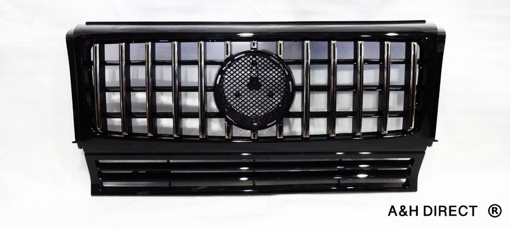 Mercedes Benz W463 G Class Brabus style Grille #Brabus | A&H